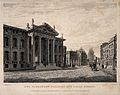 The University Printing House, Oxford; panoramic view from t Wellcome V0014218.jpg