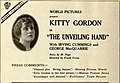 The Unveiling Hand (1919) - Ad 1.jpg