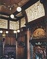 The Vines Hotel Liverpool. Plasterwork. Photo 2 by Phillip Medhurst 1992.jpg