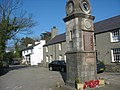 The War Memorial at Llanfechell - geograph.org.uk - 1237158.jpg