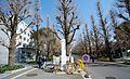 The entrance of Keio Hiyoshi campus - Flickr - odako1.jpg