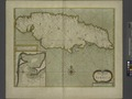 The island of JAMAICA; A draft of the harbor of Port Royall and all ye kees - Latt 17-50. NYPL1640620.tiff