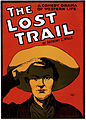 The lost trail, Broadway poster, 1907.jpg