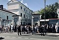 The queue of voters at the embassy of Belarus in Moscow (2020-08-09) 03.jpg