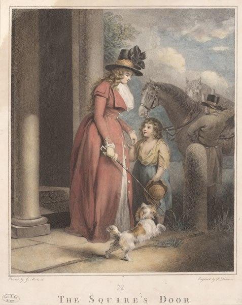The squires door by DUTERRAU, BENJAMIN - GMII