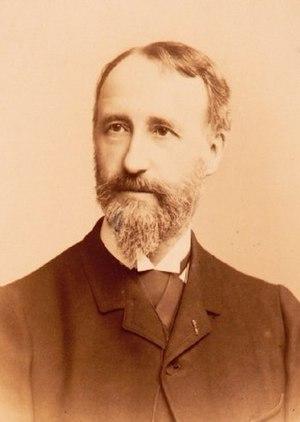 Théodore Dubois - Théodore Dubois, c. 1890, Bibliothèque nationale de France