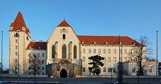 Wiener Neustadt - Military Academy