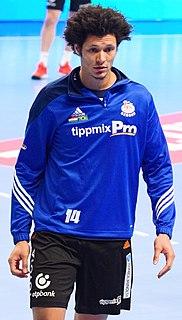 Brazilian handball player