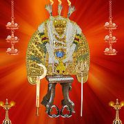 Thirumudi of Pathiyanadamma