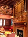Thomas Crane Library, Fireplace in Richardson Room.jpg