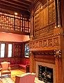 Thomas Crane Library, Fireplace in Richardson Room.jpg