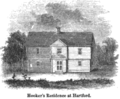 Thomas Hooker residence Hartford Connecticut.png