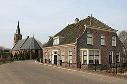 Tienhoven - Lekdijk 75 - Voormalig veerhuis.JPG