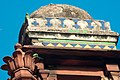 Tiles once lined the chhatri above Humayuns tomb.jpg