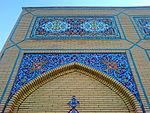 Tiling - Mausoleum of Hassan Modarres - Kashmar 18.JPG