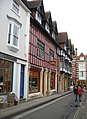 Timber framed buildings - St Thomas Street - geograph.org.uk - 1163077.jpg