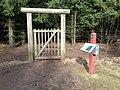 Tinkerdal Hundeskov indgang.jpg