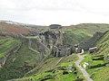 Tintagel Castle, Cornwall (461262) (9459145696).jpg