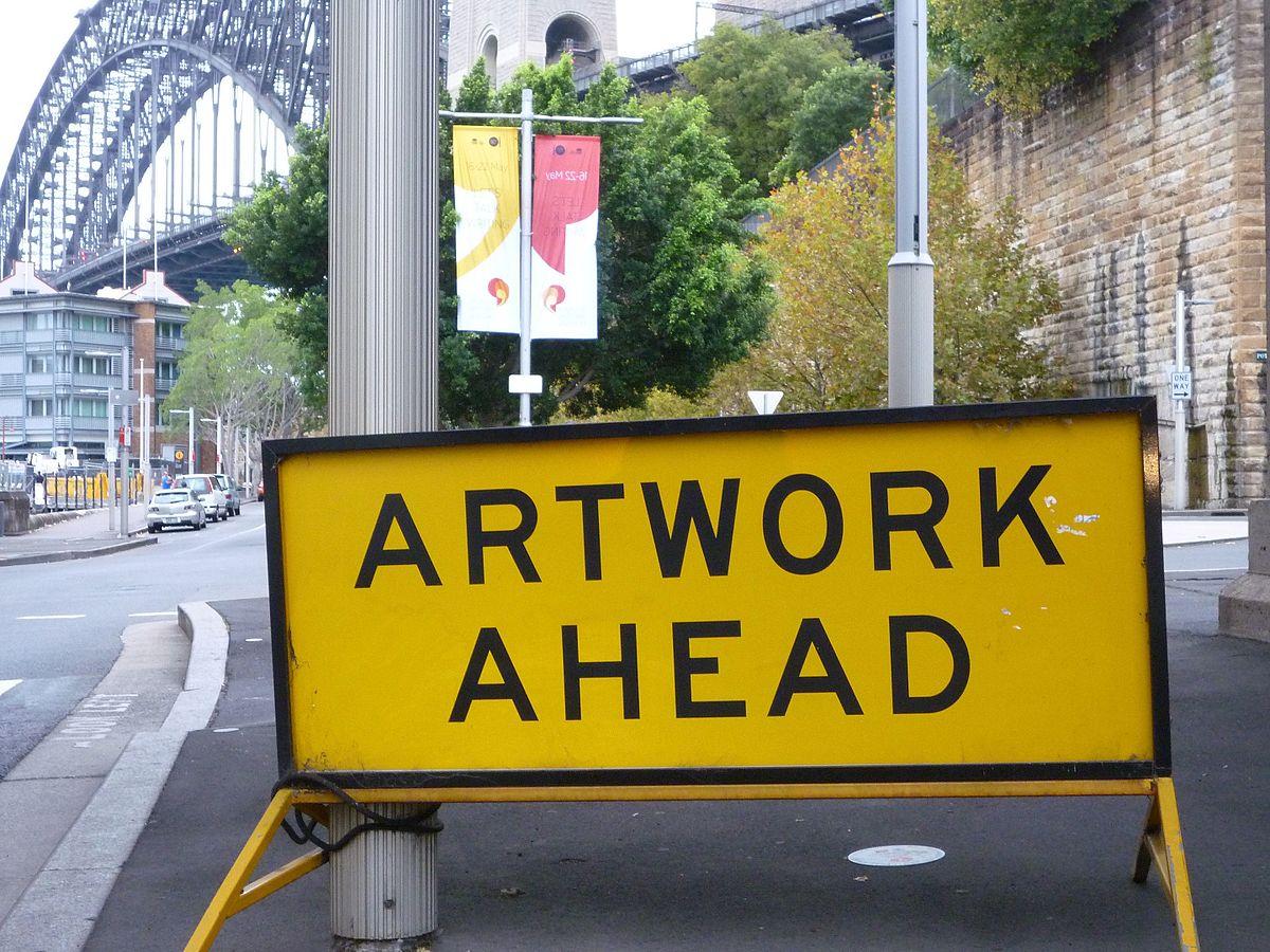 List Of Public Art In The City Sydney Wikipedia History Bare Board Printed Circuit Phoenix Dynamics
