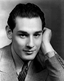 Tito Guízar actor, singer