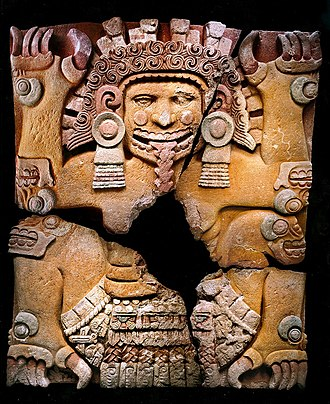 Tlaltecuhtli - Monolith of Tlaltecuhtli discovered in Mexico City in 2006 (1502 CE)