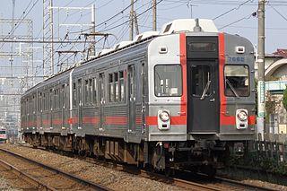 Tokyu 7600 series Japanese train type