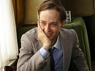 Tom Schilling German television and film actor