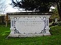 Tomb, St Mary the Virgin church, Bishopstone, Swindon - geograph.org.uk - 355584.jpg