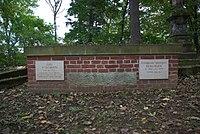 Tomb of Bergman family at Old Cemetery in Krosno 1.jpg