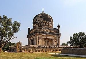 Muhammad Quli Qutb Shah - Tomb of Muhammad Quli Qutb Shah in Hyderabad