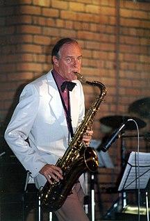 Tommy Whittle British saxophonist