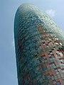 Torre Agbar, Barcelona (1472171376).jpg