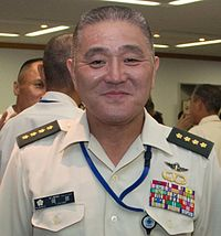 Toshiya Okabe (cropped from US Army photo 160829-A-DB402-8401).jpg