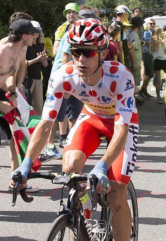 Rafał Majka - Majka at the 2016 Tour de France