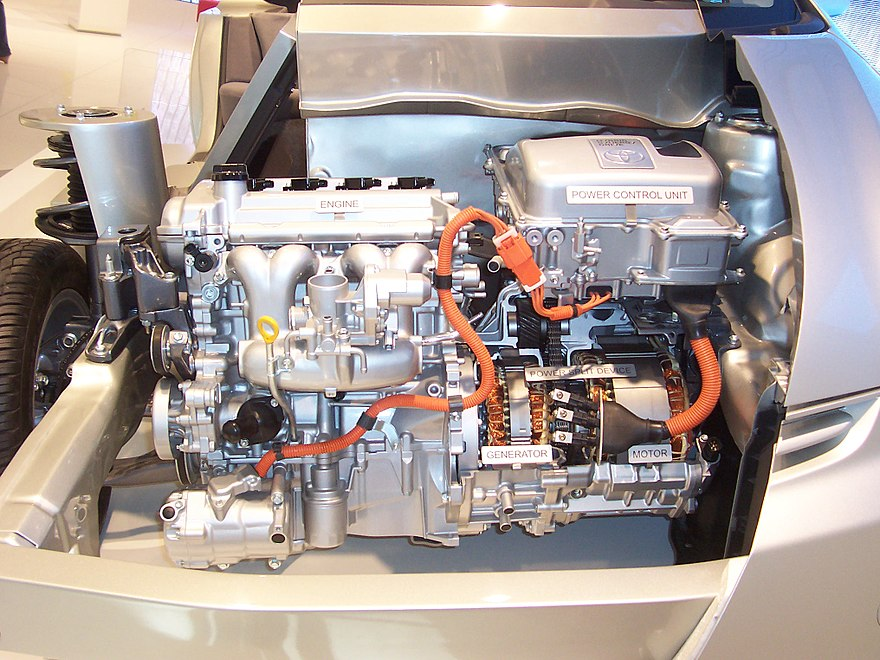 Hybrid Synergy Drive - The Reader Wiki, Reader View of Wikipedia