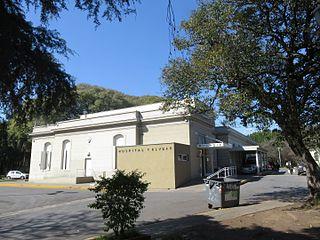 Hospital de Emergencias Psiquiátricas Marcelo Torcuato de Alvear Hospital in Buenos Aires, Argentina