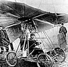 Traian Vuia's monoplane