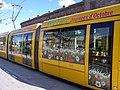 Tram Mulhouse déco FolieFlore 2006.JPG