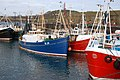 Trawlers at Ardglass (3) - geograph.org.uk - 627313.jpg