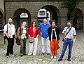 Treffen der Wikipedianer Ruhrgebiet Sep 2005.jpg
