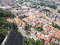 Trenčín z hradu.JPG