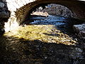 Trento-Vela-torrent Vela-under bridge-north-east.jpg