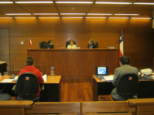 Tribunals and court system