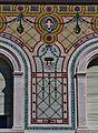 Trieste Piazza dell'Unità d'Italia Palazzo del Governo Mosaike 5.JPG