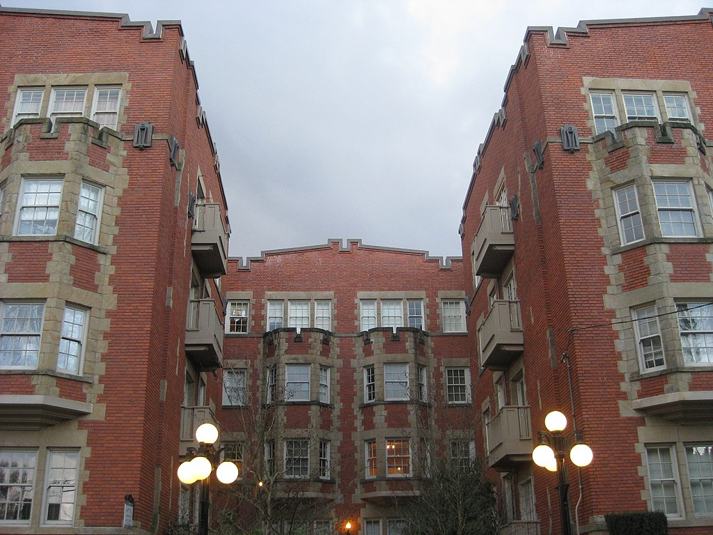 The Apartment House In Portland Oregon An Introductory History