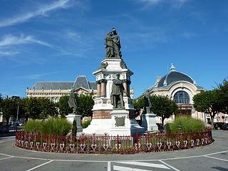 Monument des Trois sièges de Belfort