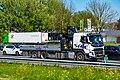 Truck Spotting on the A16 Direction Zwijndrecht 19 04 2019.... Not the Best spot with the Barrier , But better than Nowt . (47644103431).jpg