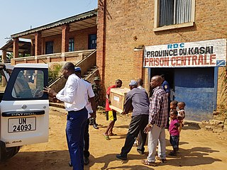 Tshikapa, Kasai province, DR Congo – As part of its Quick Impact Project, MONUSCO has refurbished the Central Prison in Tshikapa.jpg