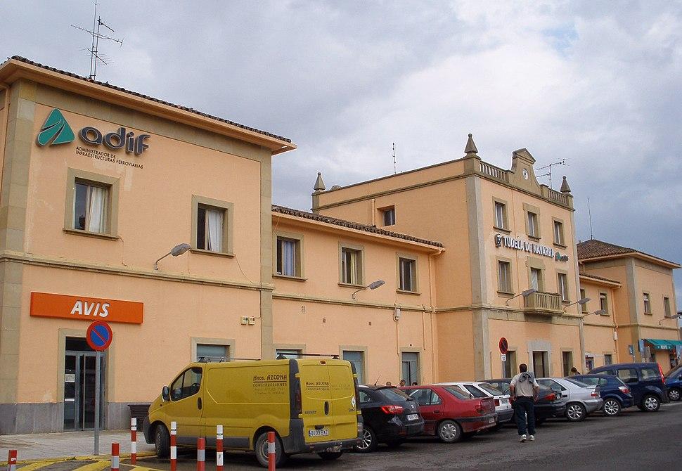 Tudela - Estación de ADIF 2