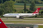 Turkish Airlines A330 TC-JNA at LSZH (17318582054).jpg
